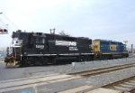 NS 5222 & CSX 4406